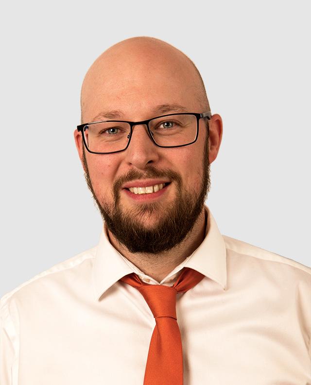Ahlberg data personalen. VD Staffan Söderlind ansvarar för det dagliga arbetet med dataräddning och IT-forensik.