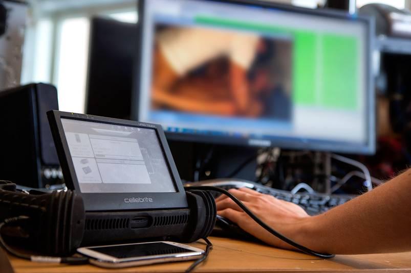 IT-forensiikka on yksi Ahlberg datan erikoisaloista.