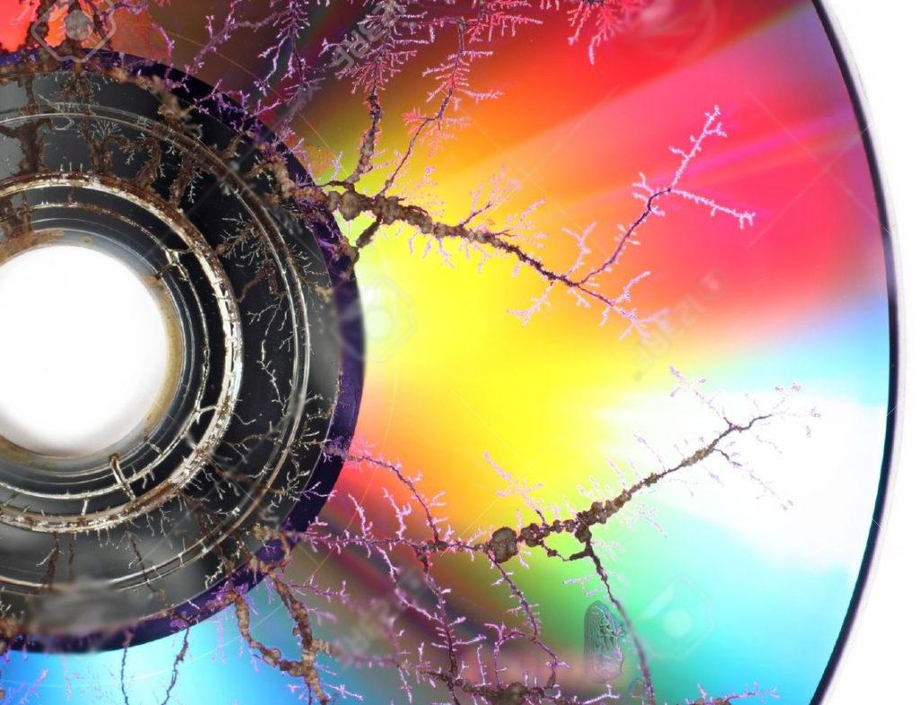 CD levyn korjaus on usein mahdollista.